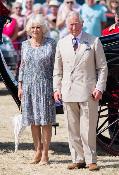 Принц Чарльз также владеет несколькими поместьями в Великобритании