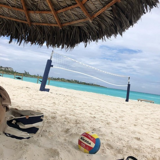 Сейчас на Багамах свыше 27 градусов тепла
