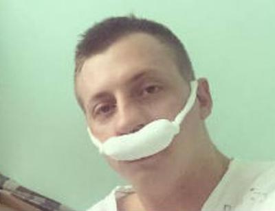Евгений Руднев встретил день рождения на больничной койке