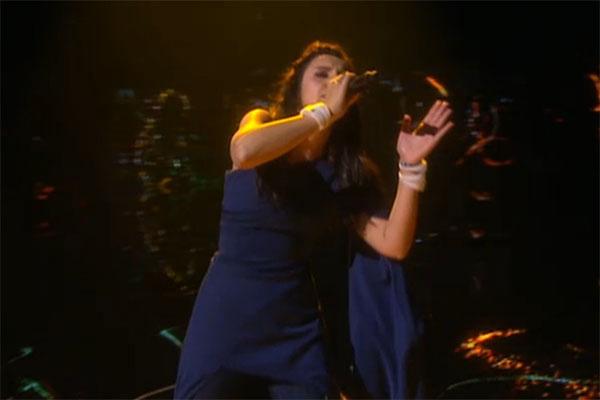Певица Джамала