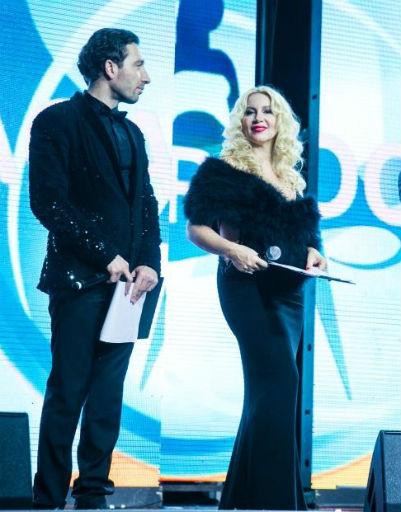 Юрий Столяров и Екатерина Одинцова