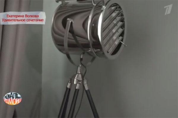 Светильники из металла – примета стиля лофт