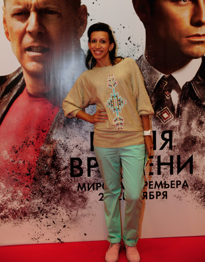 Участница Comedy Club Елена Борщева