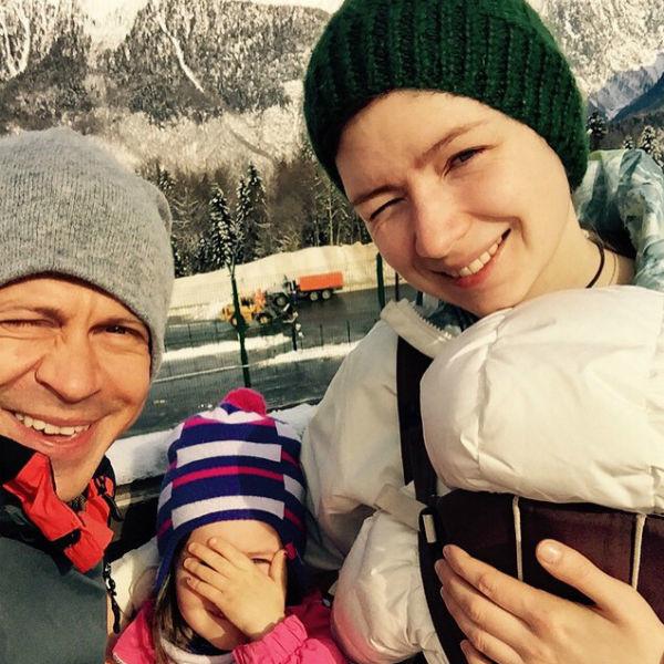 Дарья воспитывает детей от Деревянко