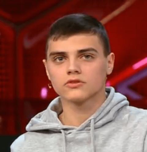 Внук Александры Завьяловой Никита