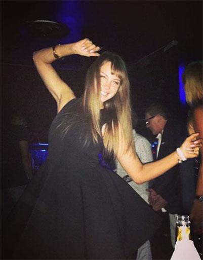 Многодетная мама зажгла в одном из ночных клубов Монако