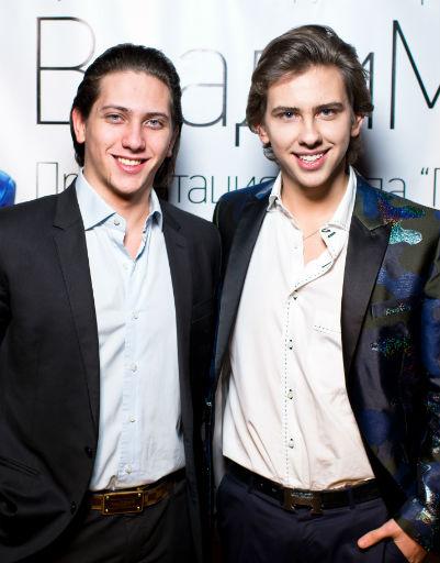 Братья ЮрКисс и ВладиМир