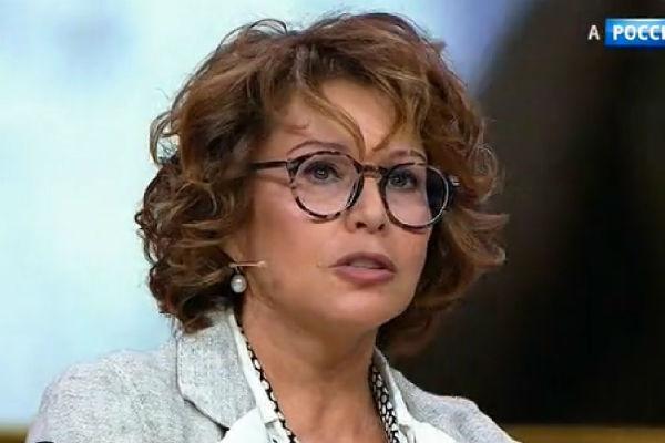 Наталья Негода редко появляется на телевидении и не рассказывает о личной жизни