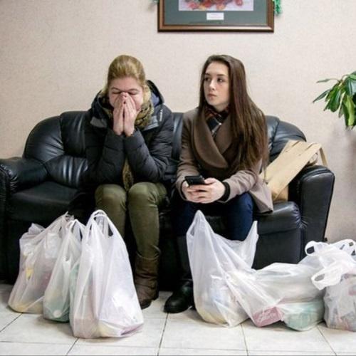 Светлана Дель со старшей дочерью Дашей