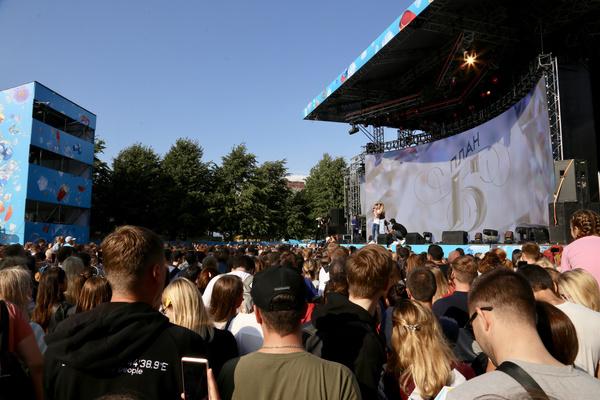 Презентация проекта «План Б» вызвала ажиотаж на VK Fest