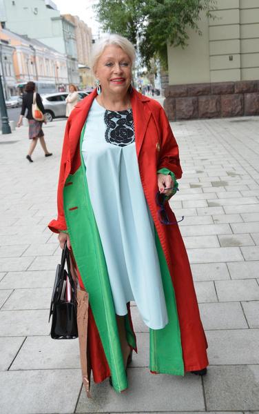 После карантина Людмила Андреевна сразу же отправится в монастырь