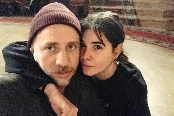 Звезда сериала «Годунов» Мария Андреева родила первенца