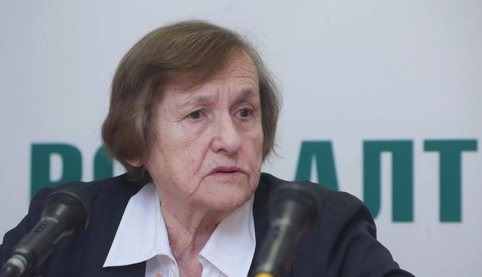 Скончалась вдова тренера Владимира Кондрашина, судившаяся с создателями фильма «Движение вверх»