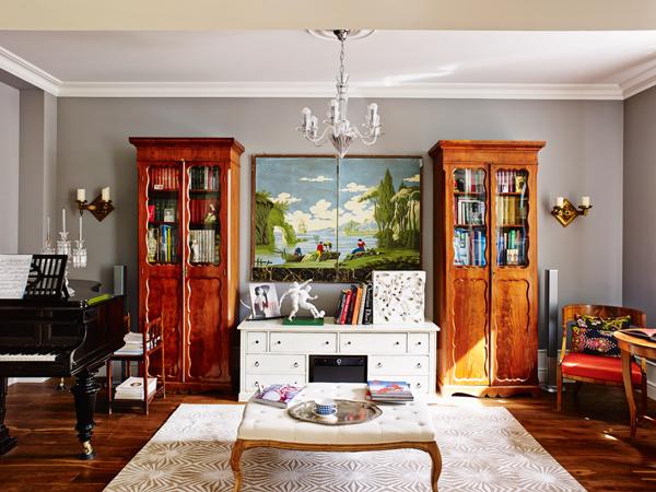 Стиль: Главный редактор ELLE Decoration показал свой домашний интерьер – фото №2