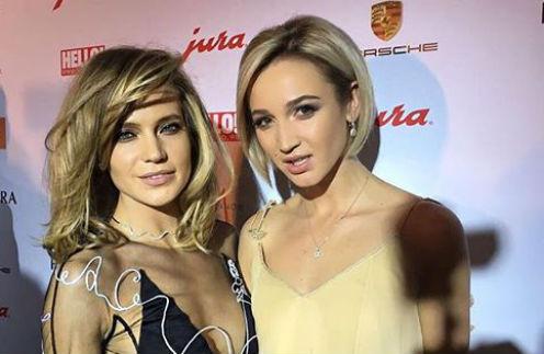 Наталья Ионова и Ольга Бузова