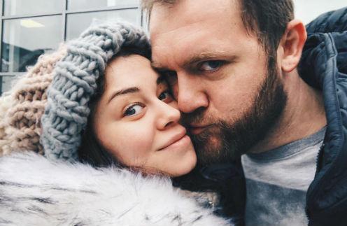 Денис Шведов и Александра Розовская
