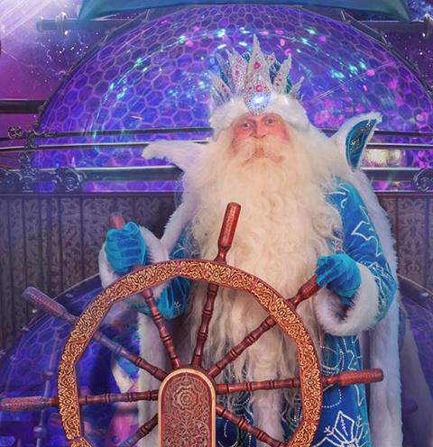 Настоящий Дед Мороз отпразднует свой тысячелетний юбилей