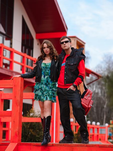 Андрей уверен, что им с Надин удастся построить длительные отношения