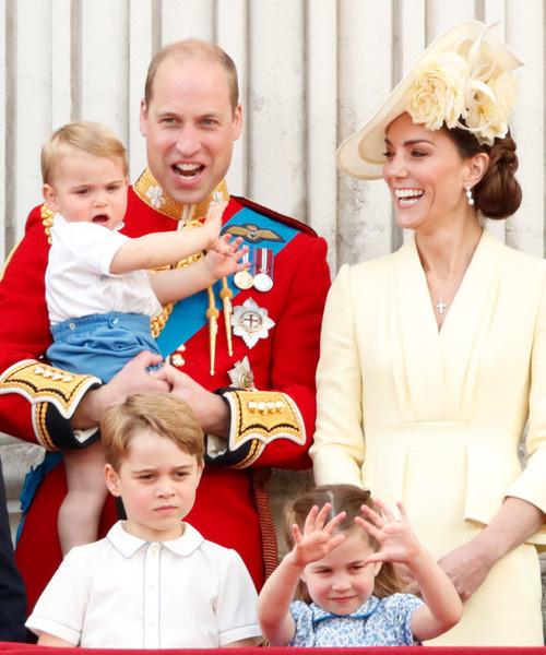 Отцовство изменило жизнь герцога