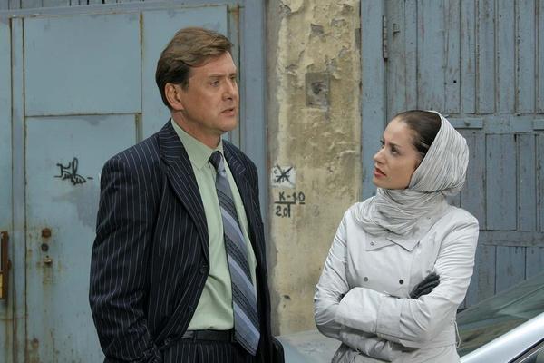 В «Тайнах следствия» актер сыграл подполковника Бугрова