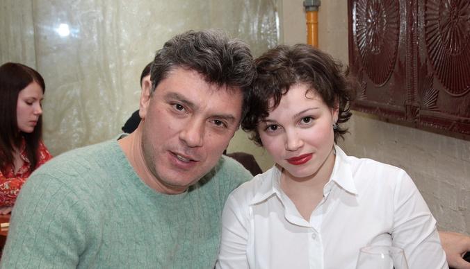 Дочь Бориса Немцова бросила работу