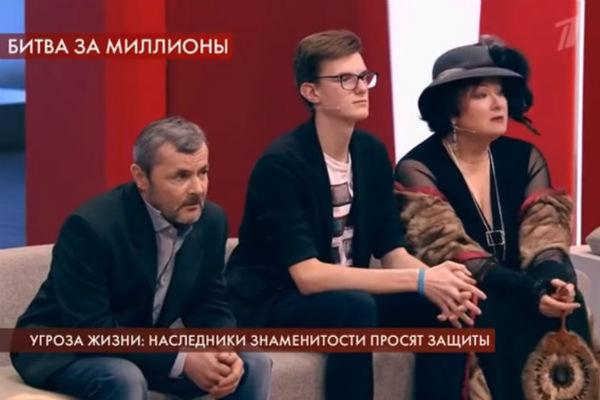 Сейчас в доме художника проживает его внук с женой и сыном