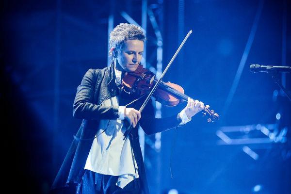 Сурганова подыгрывала Арбениной на скрипке