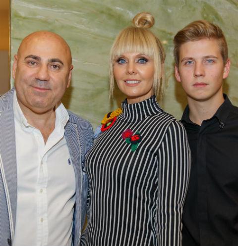 Валерия и Ксения Собчак забыли старые обиды