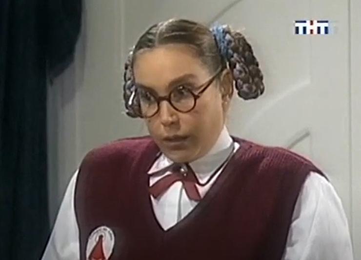 Наталья Стрейгнард приступила к роли Валентины, когда ей было 32 года