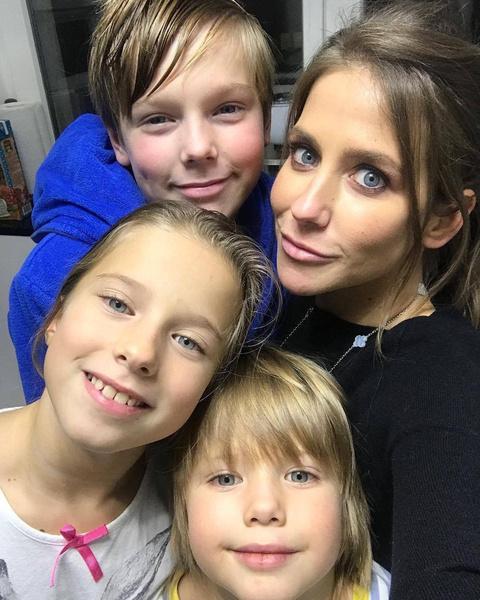 Юлия не препятствует общению Андрея с детьми