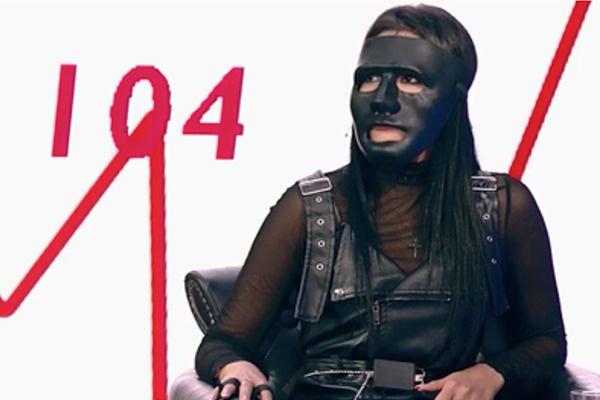 Гюльжан не планировала снимать маску