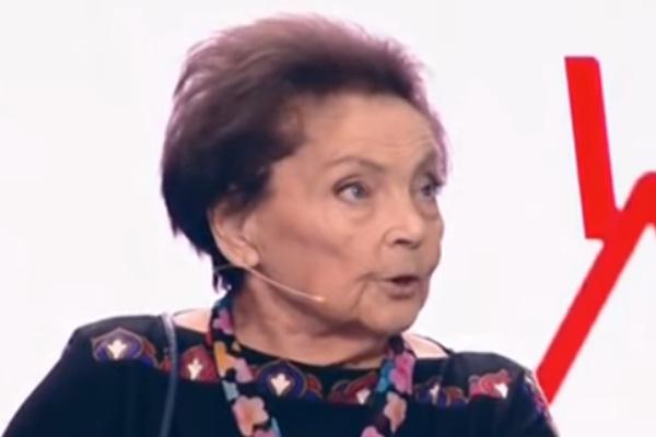 Людмила Зарубина