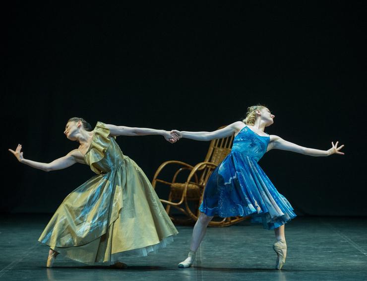 В программе будут представлены два современных одноактных балета