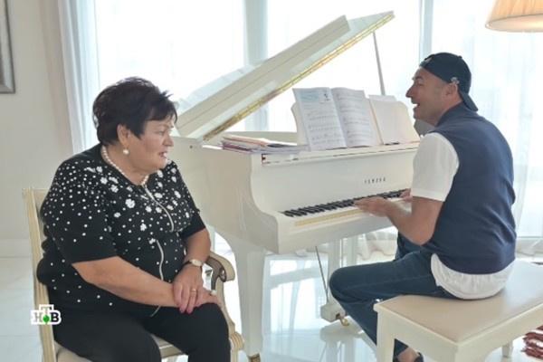 Благодаря маме Игорь Крутой стал музыкантом