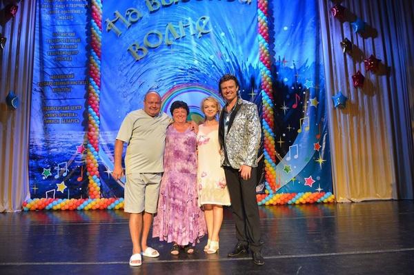 Прохор знакомил маму и с Виталиной