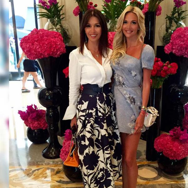 Ирина Лопырева часто посещает с дочерью светские мероприятия