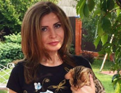 Ирина Агибалова перестала загорать из-за опухоли
