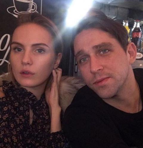 Маруся Фомина и Алексей Киселев
