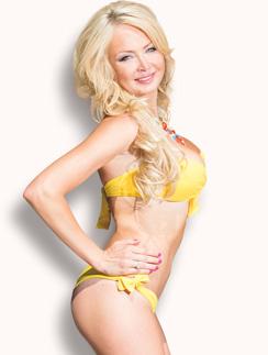 Дарья Пынзарь увеличила грудь на два с половиной размера