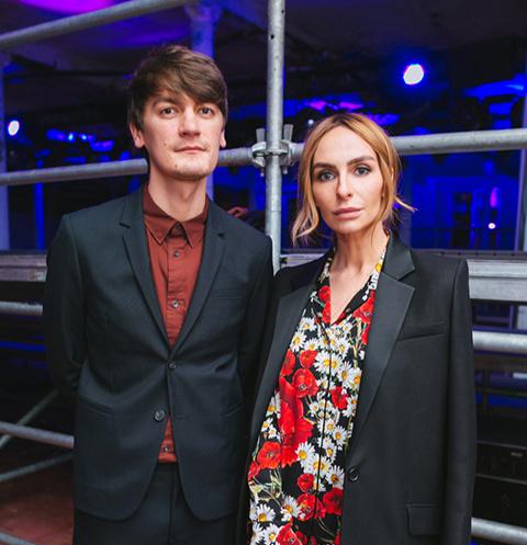 Александр Гудков и Екатерина Варнава