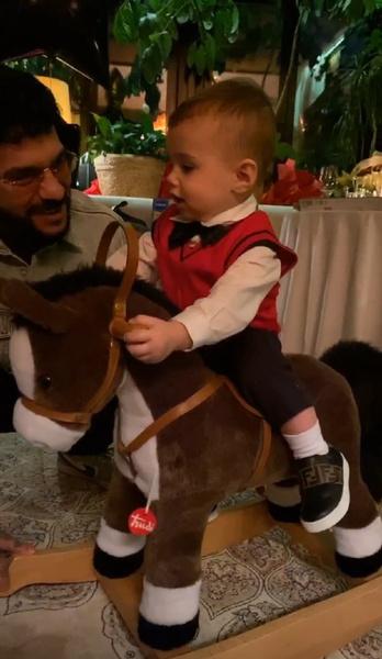 Решетова и Тимати вместе, подарки от родственников: как прошел первый день рождения Ратмира