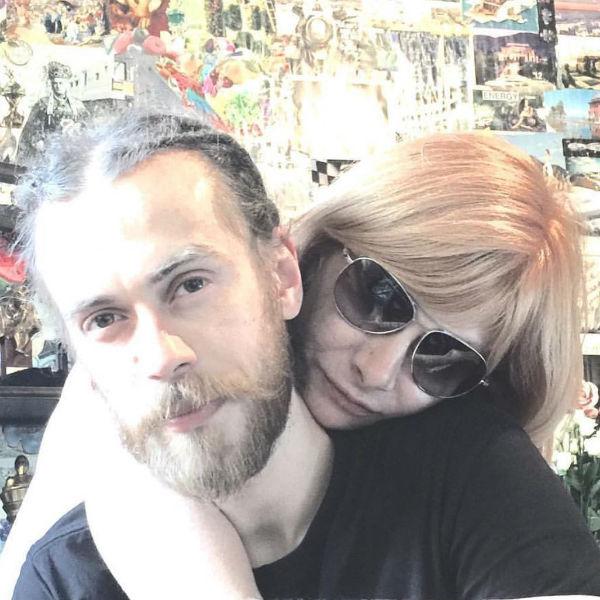 Децл и его мама Ирина