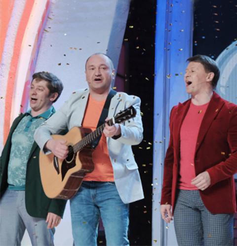 Концерты «Уральских пельменей» всегда проходят с аншлагом