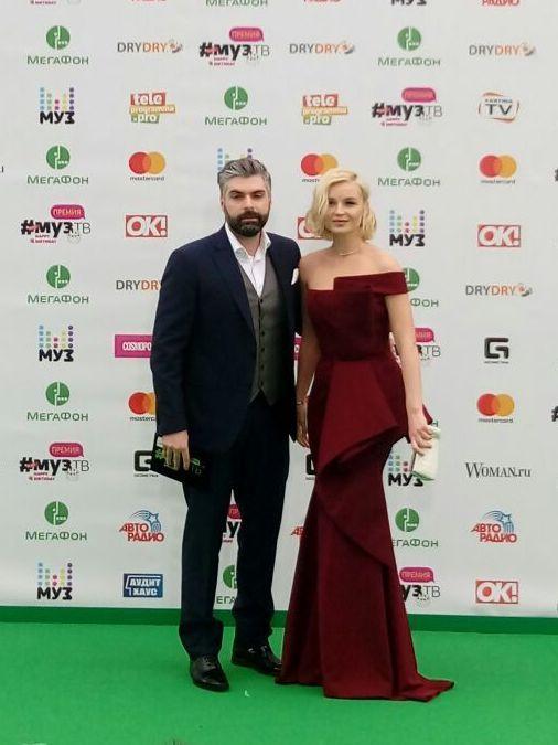 Дмитрий Исхаков и Полина Гагарина