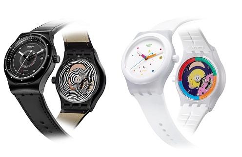Часы Swatch Sistem 51
