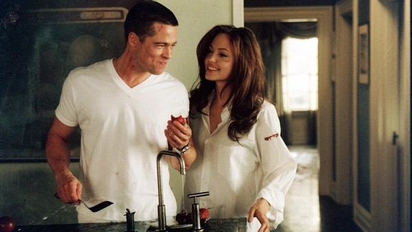 Кадр фильма «Мистер и миссис Смит» (2005)