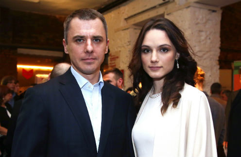 Игорь Петренко и Кристина Бродская