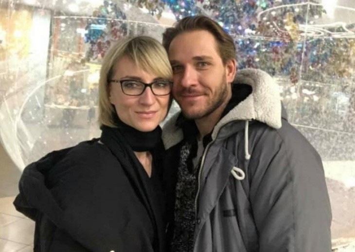 Ксения Бик закрутила роман с журналистом в 2019-м