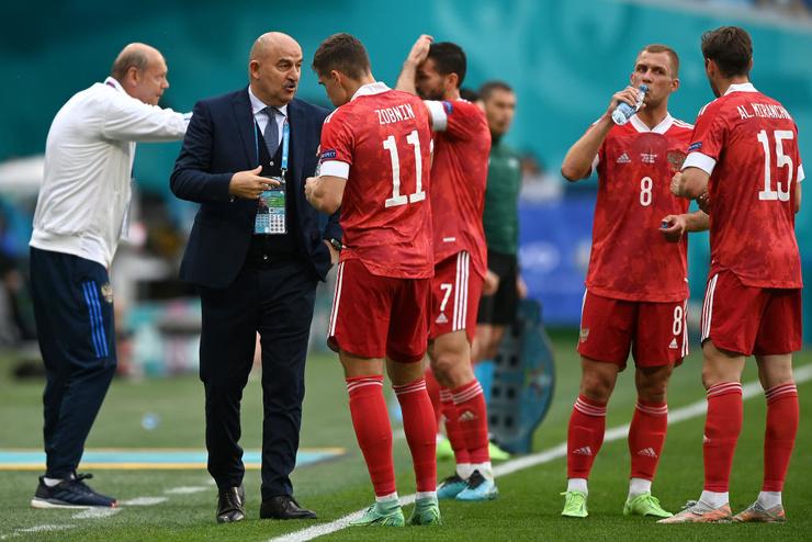 Черчесов помог сборной достойно выступить на Чемпионате мира 2018 года, а на Евро-2020 команда провалилась