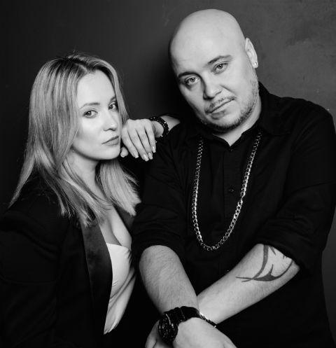 Доминик и Екатерина Кокорина